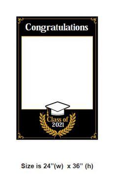 Graduation Selfie Frames